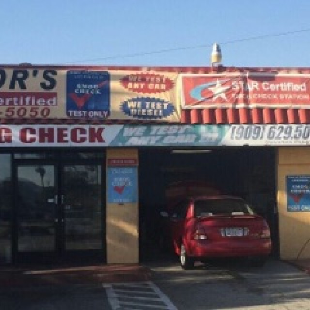$20 OFF Smog Test - 3 STAR Certified Smog Check Stations